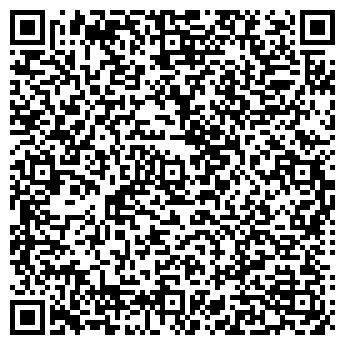QR-код с контактной информацией организации Боулинг клуб