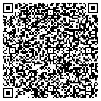 QR-код с контактной информацией организации МОНТАЖ, ЗАО