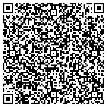 QR-код с контактной информацией организации РАДОСТЬ ДЕТСКИЙ КЛУБ МОУДОД