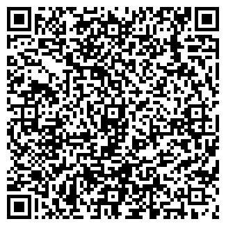 QR-код с контактной информацией организации МИР НА КОЛЕСАХ