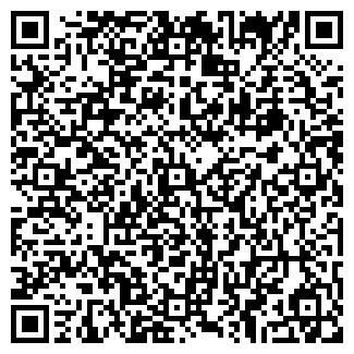 QR-код с контактной информацией организации РЕВДЫ УГО И ЧС