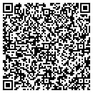 QR-код с контактной информацией организации РИЗ ТД, ООО