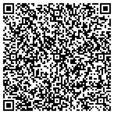 QR-код с контактной информацией организации БАННО-ПРАЧЕЧНЫЙ КОМБИНАТ ООО РУСАЛКА