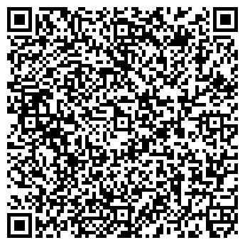 QR-код с контактной информацией организации РЕЖА МДОУ № 8 КРЕПЫШ