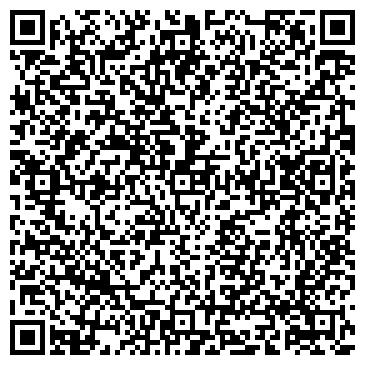 QR-код с контактной информацией организации РЕЖА МДОУ № 1 ГОЛУБОЙ КОРАБЛИК