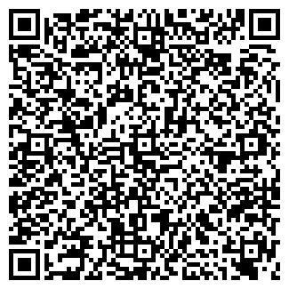 QR-код с контактной информацией организации БЕРГ ИЧП
