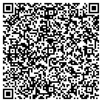 QR-код с контактной информацией организации ФИЧЕР ЗАО
