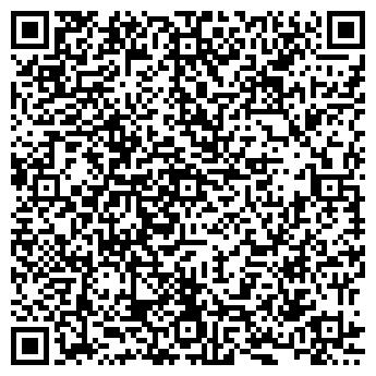 QR-код с контактной информацией организации BLACK JACK
