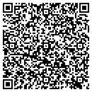QR-код с контактной информацией организации ОЗОН ЗАО