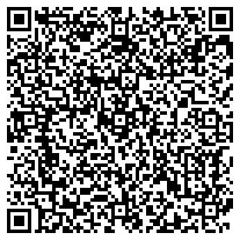 QR-код с контактной информацией организации РЕСУРС-СЕРВИС ТД ООО