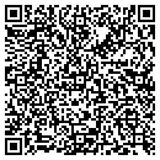 QR-код с контактной информацией организации РУБИН РЕСТОРАН