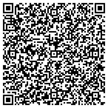 QR-код с контактной информацией организации СЕРОВА МДОУ № 15 ЗОЛОТАЯ РЫБКА