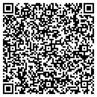 QR-код с контактной информацией организации РУСЬ ФОТОСАЛОН