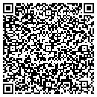 QR-код с контактной информацией организации СЕРОВА АВИАКАССЫ
