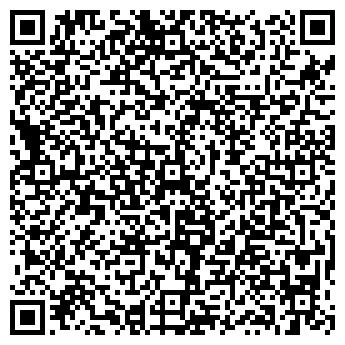 QR-код с контактной информацией организации СЕРОВА МДОУ № 18 ЯБЛОНЬКА