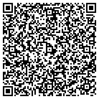 QR-код с контактной информацией организации СЕРОВА МДОУ № 34 СНЕГИРЕК