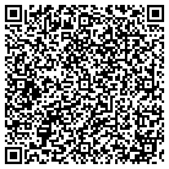 QR-код с контактной информацией организации ГАЗСПЕЦСЕРВИС, ЗАО