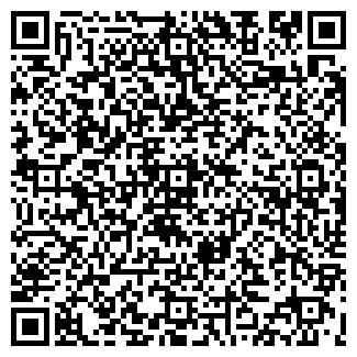 QR-код с контактной информацией организации ЗАО МАГНИТ