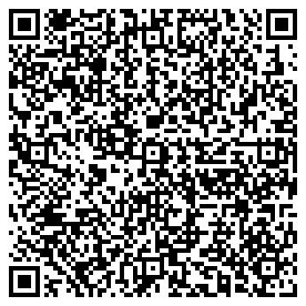 QR-код с контактной информацией организации СЕРОВА МДОУ № 8 КОЛОБОК