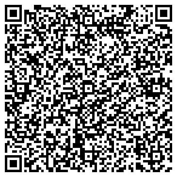QR-код с контактной информацией организации ВОЕННЫЙ КОМИССАРИАТ Г.СНЕЖИНСКА