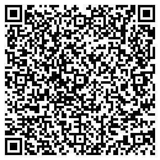 QR-код с контактной информацией организации АТОС МАГАЗИН