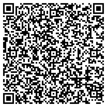 QR-код с контактной информацией организации ДИАНА САЛОН КРАСОТЫ
