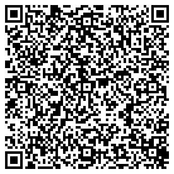QR-код с контактной информацией организации СИБИРСКИЕ БАНИ