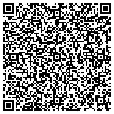 QR-код с контактной информацией организации ИНТЕРЬЕР БЕЗ ГРАНИЦ