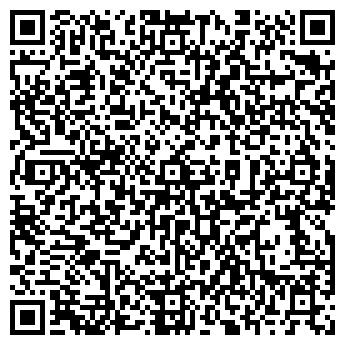QR-код с контактной информацией организации МВ-ПРИНТ ЗАО