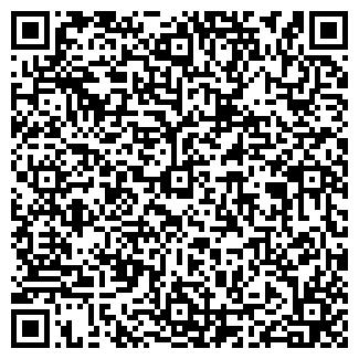 QR-код с контактной информацией организации ЗАО ПРОЕКТ
