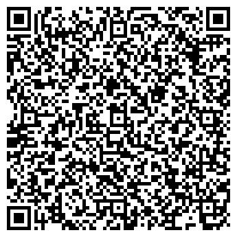 QR-код с контактной информацией организации ПОЖСЕРВИС-СУРГУТ ООО