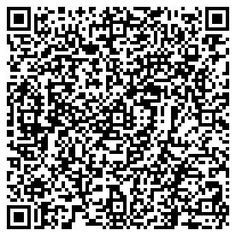 QR-код с контактной информацией организации ПЛАСТИК ПЛЮС