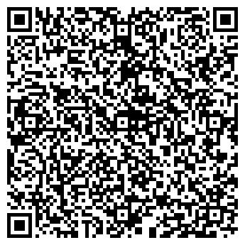 QR-код с контактной информацией организации ОАО ВСЕ ДЛЯ ДОМА