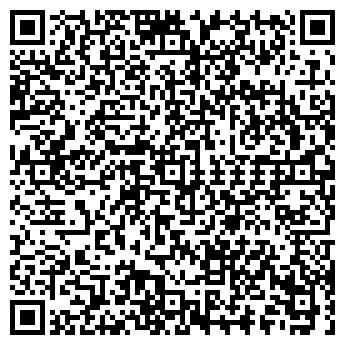 QR-код с контактной информацией организации МИЛОШ ООО
