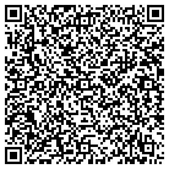 QR-код с контактной информацией организации ООО ВОДОВОРОТ