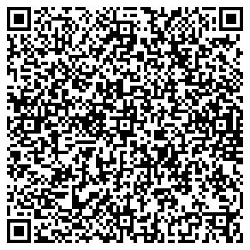 QR-код с контактной информацией организации НАРОДНЫЕ ОКНА - СУРГУТ