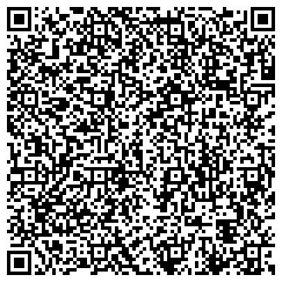 """QR-код с контактной информацией организации БУ """"Центр социальной помощи семье и детям """"Зазеркалье"""""""