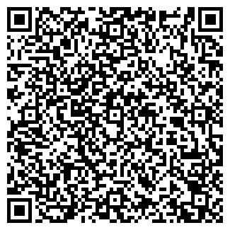 QR-код с контактной информацией организации SBARRO