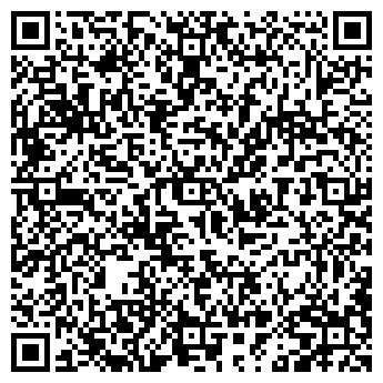 QR-код с контактной информацией организации THE FRENCH CAFE