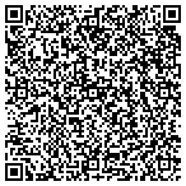 QR-код с контактной информацией организации БРУСНИЧКА ДЕТСКИЙ САД