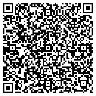 QR-код с контактной информацией организации АКВА-ШАНС