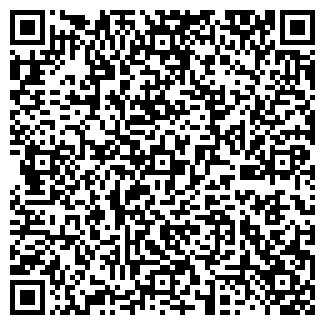 QR-код с контактной информацией организации САТУРН АН