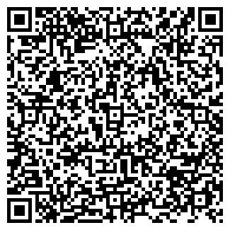 QR-код с контактной информацией организации ПИЦЦЕРИЯ ТК