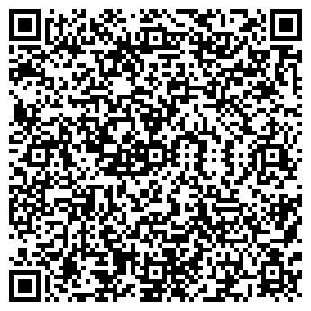 QR-код с контактной информацией организации МЕТРО-74