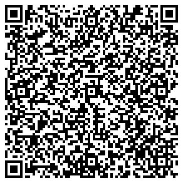 QR-код с контактной информацией организации РОСТО (ДОСААФ) ТРОИЦКАЯ РОО
