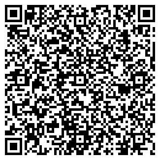 QR-код с контактной информацией организации ТУГУЛЫМ