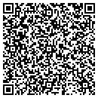 QR-код с контактной информацией организации ТУРИНСК УФПС