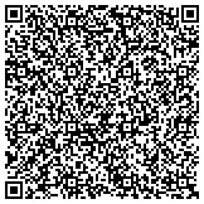 QR-код с контактной информацией организации ТРЭФФИК АТП