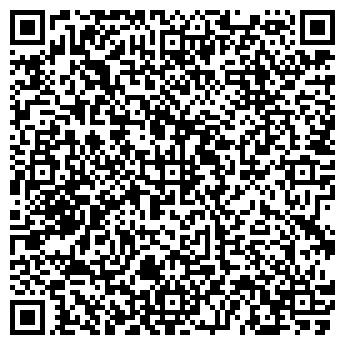 QR-код с контактной информацией организации АЛЬБИОН ООО ДИЗАЙН СТУДИЯ
