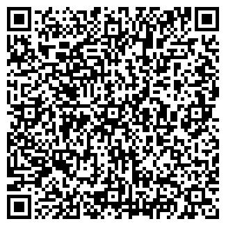 QR-код с контактной информацией организации АЛЬПИНА ЗАО